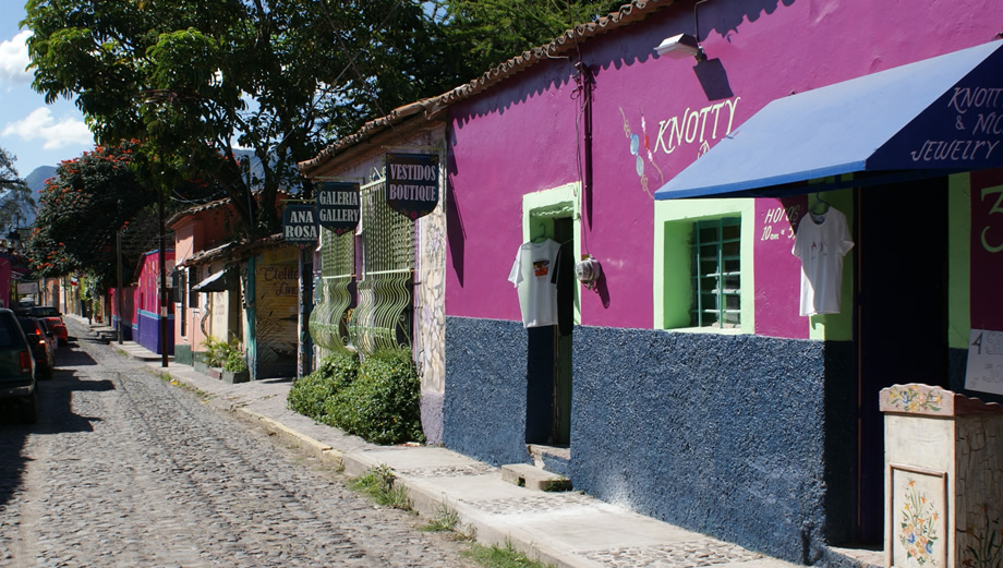 Central Mexico