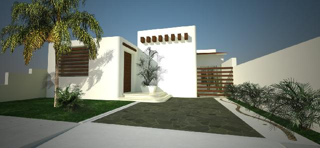 Nuevo chapala house for sale by owner tema for Casas blancas modernas