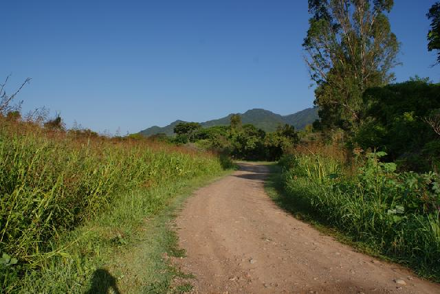 This road is on the back of the land, it has nice mountain views and beutiful scenery.