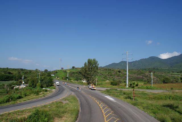 The land is located in the Libramiento Chapala - Ajijic, it has 2 entrances one from each road.