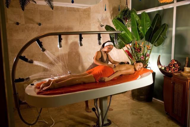Massage with essential oils - 2 8