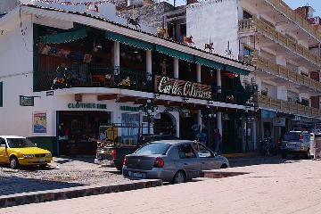 Puerto Vallarta Stores, Bars and Restaurants