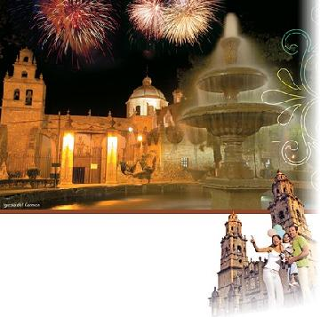 Morelia�Cultural Patrimony of Humanity
