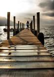 Lake Chapala Pier